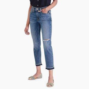 J.CREW| Mercantile Boyfriend Jeans